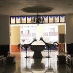 Villa Premiere lobby