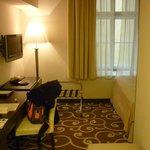 Grand Hotel Bohemia - Quarto Superior (pequeno)