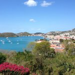 View overlooking Charlotte Amalie