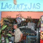 Las Lagartijas Restaurante Y Tienda