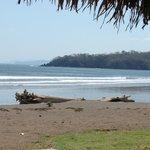 View of Venao beach