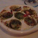Lobster-escargot