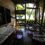 Casa Linda porch by guest James McCraw