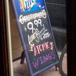 Try the Wings