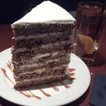 Giant Carrot Cake - Fantastic!