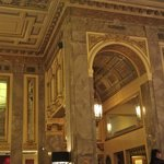 Sir Francis lobby - great building