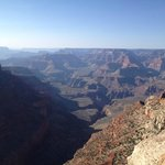 A shot of the Canyon from the South rim...