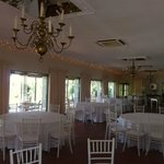 Salao de festas e restaurante