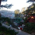 view from Lanai Apt 4