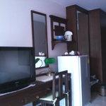 mise à disposition dans ma chambre à Sakorn Residence