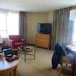 Lounge Area Suite # 831
