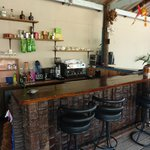 bar/coffee bar - some of the best coffee to be had here!