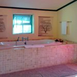Fabulous Jacuzzi ensuite to the bedroom