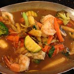 Seafood Jungle Curry