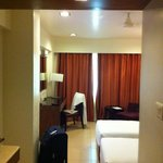 room is very nice