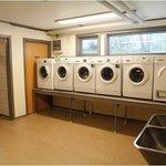 Free washing machine and dryer!