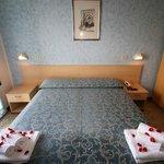 Le Camere dell'Hotel Sole Mio