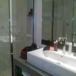 Bagno con box doccia doppio