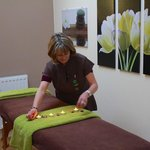 We also offer holistic therapy treatments for guests staying at Greetham Retreat, Lincolnshire