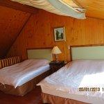 Star gazing bedroom