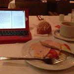 breakfast is great!