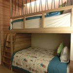 Double Decker Kids Bunk Bed - Comfortable and Fun
