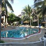 piscina ristorante