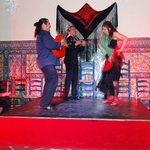 """""""Kelipe promote the traditional values, related to the songs, dances and flamenco guitar."""""""