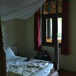 Standard double bed room, 1st floor