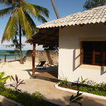 bungalows beach front