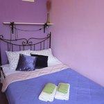 Habitación preciosa y cómoda