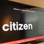 I am a Citizen :o)