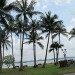 The Pasir Ris Beach