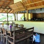 Top Deck by kitchen