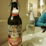 One of Il Vento's beers.