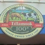 The Tillamook seal.