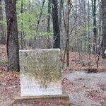 Battle of Cheatham Hill tombstone.