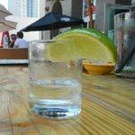 Tequila Shot At El Vato