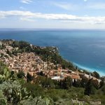 View on Taormina