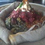 Banatu item on the menu