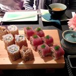 Sushi & Miso Soup
