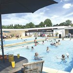2 heated outdoor swimming pools