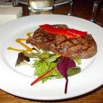 Rib Eye steak - delicious!