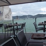 View from Nosoli Italia Belem