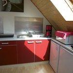 2 x Etagenküchen komplett ausgestattet