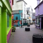 Kinsale town