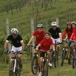 Tour in MTB vicino a San Gimignano
