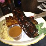 The most amazing ribs I've ever eaten.