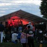 Blues Festival Tent