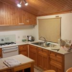 Kitchen of Garden Plus Lodge